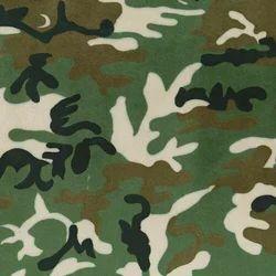 Camouflage Printed Fabrics