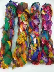 Recycle Silk Sari Ribbon