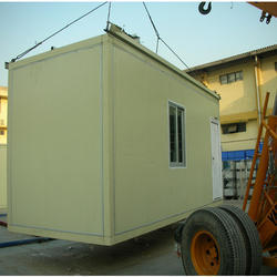 Liftable Portable Cabins