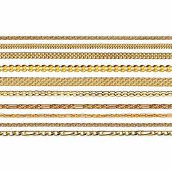 Machine Gold Chains