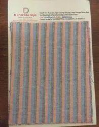 Stripe Fabric, GSM: 100-150