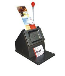 Manual Special Size Card Cutter, Model: CC - 25