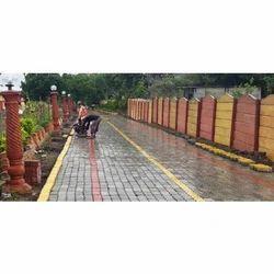 Footpath Curbing