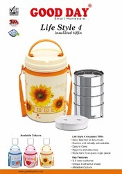 Life Style Insulated Lunch Tiffin