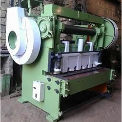 Over Crank Shearing Cutting Machine