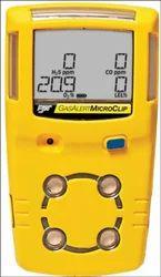 Gasalert Microclip XT/ X3 Multi-Gas Detector