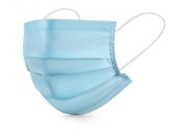 Shieldcare Disposable Surgical Face Mask, Number of Layers: 3 Ply