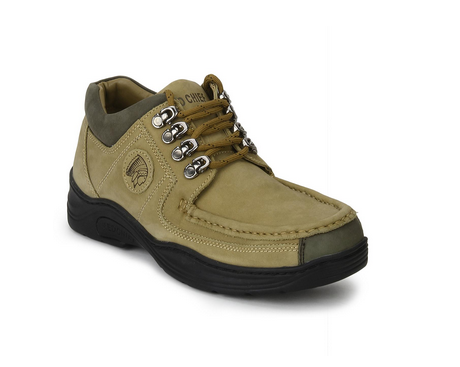 RC1200 Camel Low Ankle Casual Shoes