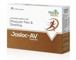 An Ayurvedic Formula for Muscular Pain & Swelling