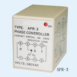 APR-3 Phase Sequence Phase Failure Protection Relay, 380 Vac