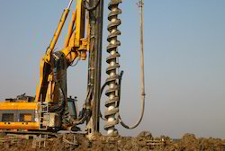 Piling Drilling Service