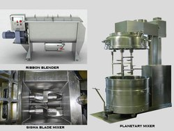 Agitating Blender Machine