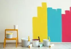 Interior & Exterior Regular Painting Home Paint Service, Area / Size: Wall & Ceiling