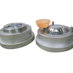 Alloy Steel And P 20 Plastic Bowl Mould