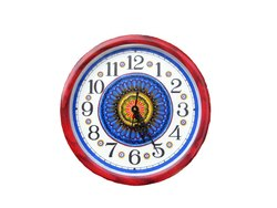 Multicolor Marriage Analog Clock