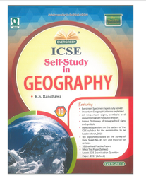ICSE Self Study In Geography Textbook