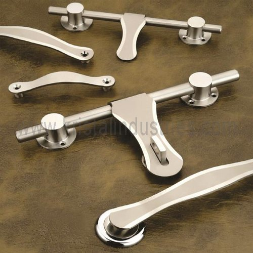 Platinum Marshal Door Kit with Handle