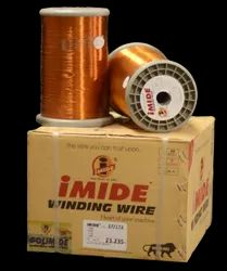 IMIDE Enamelled Aluminum Winding Wire