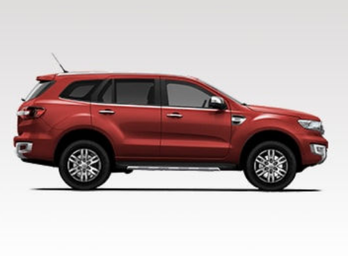 Ford Endeavour Car Cargo Ford Authorized Retail Dealer In Cg Rd