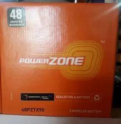 Power Zone Two Wheeler Battery