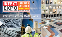 Building Construction Material Int-Ext Expo 2019