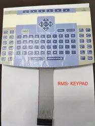 RMS Biochemistry Analyzer - Keypad