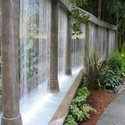 Stainless Steel Water Curtain
