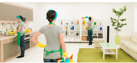 Professional House Cleaning Services In Sector 45 Gurgaon Eco