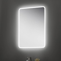 LED Light With Mirror
