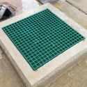 FRP Drain Cover Grating