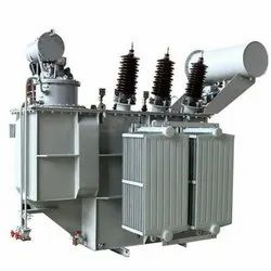 Kestra Mild Steel 33 KV Electrical Power Transformer, Output Voltage: 11 Kva