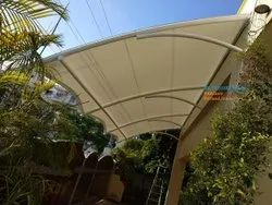 Tensile Structures for Car Parking