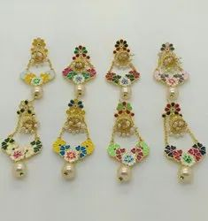 Designer Meena Hanging Earrings