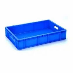 Handle Plastic Crate