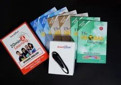 Elementary English Books with Talking Pen