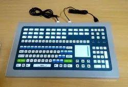 Control Panel Membrane Keyboards