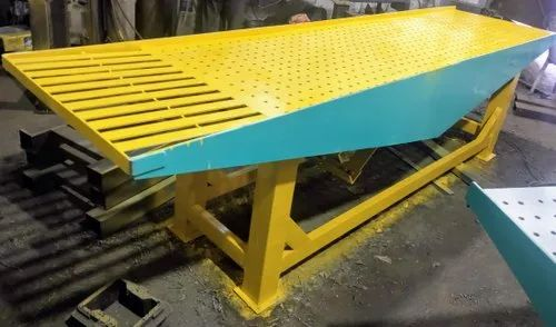 Vibrator Table, Vibrator Table For Pavers Block