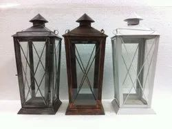 European Contemporary Candle Lanterns