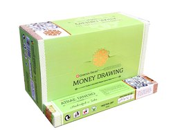 Money Drawing Hand Rolled Masala Incense Sticks