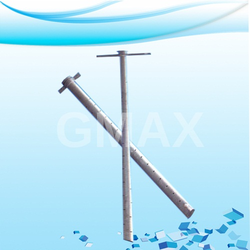 Control Stream Emission Earthing Electrode