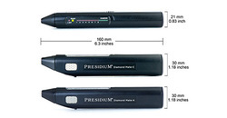 PRESIDIUM - Diamond and Moissanite Testers Diamond Mate (PDMT-A - PDMT-C)