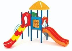 DOUBLE SLIDE MULTICOLOR MULTIPLAY