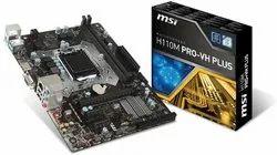 MSI H110M Pro-VH Motherboard for Desktop