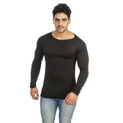 Round Neck Full Sleeve T Shirt