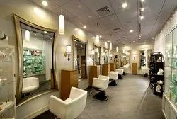 Unisex Salon Interior Designing Services