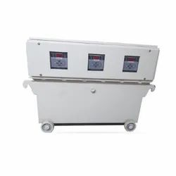 75 KVA Oil Cooled Servo Voltage Stabilizer