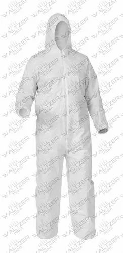 Safety Disposable Coverall (PPE Kit)
