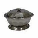 Steel Date Bowl