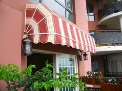 Vista Dutch cap Awning