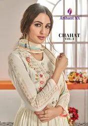 Textile Mall Presents Arihant Nx Chahat Vol-1 Readymade Salwar Kameez Catalog Collection